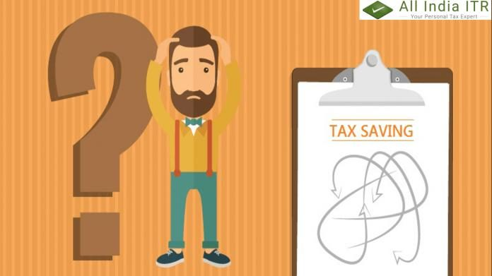 save tax all india itr