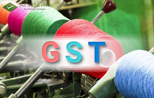 5% tax rate under GST demanded by Textile industry | ITR