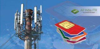 Telecom Industry Demands to Cut GST Rates
