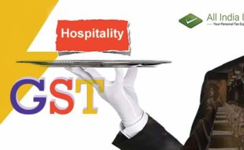 Impact of GST on hospitality sector