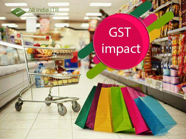 How will GST impact the Retail Sector