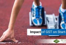 How the Implementation of GST has Impacted Start-ups in India