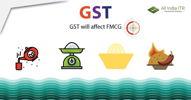 How GST will affect FMCG sector in India