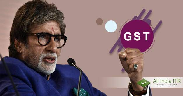 Government Appoints Amitabh Bachchan to Promote GST