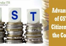 Advantages of GST for Citizens and the Country