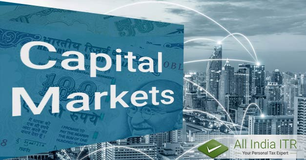 Does GST affect Capital Markets