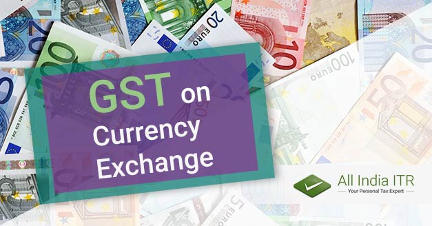 Paying GST on Exchanging Currency