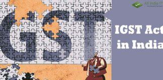 IGST Act in India