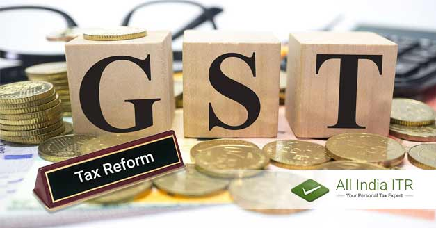 The GST council and tax reform