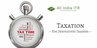 Income Tax is due on Derivatives Trading