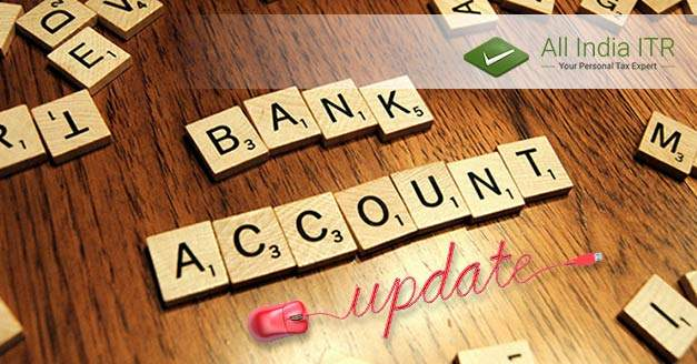bank account and address for income tax refunds