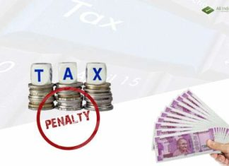 Delay in Income Tax Filing penalty