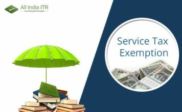 Service Tax Exemption For Educational Institutions