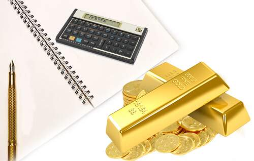 The Picture of Gold Investments and Income Tax Rules in India