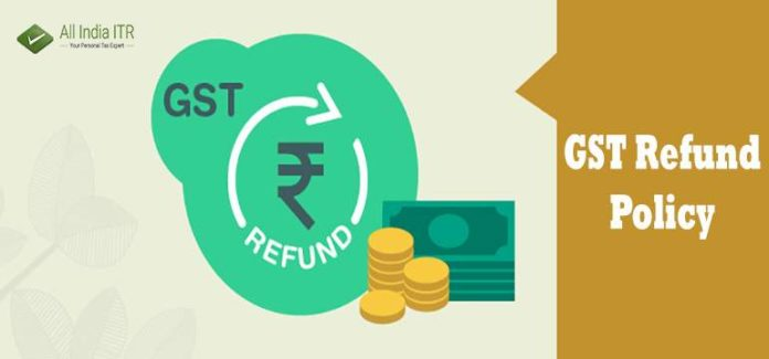 Understanding Gst Refund Rules In India  Gst Slab Rated