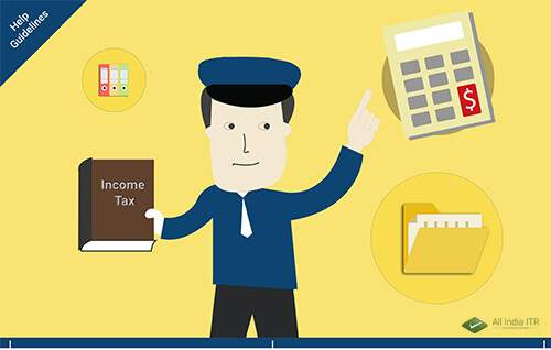Guidelines For Income Tax Return Filing