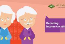 Decoding Income tax return for super senior citizens