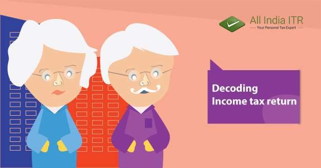 Income tax return for super senior citizens