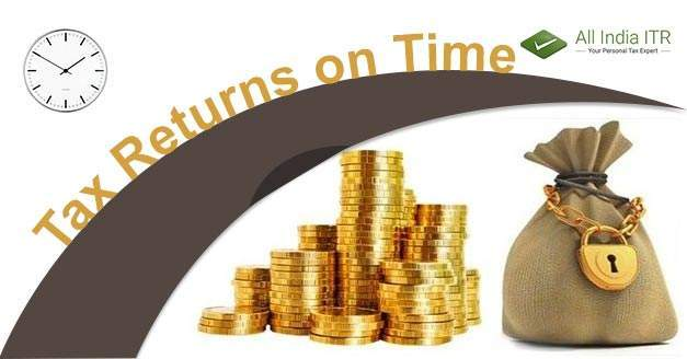 Key Benefits of Filing Income Tax Returns on Time