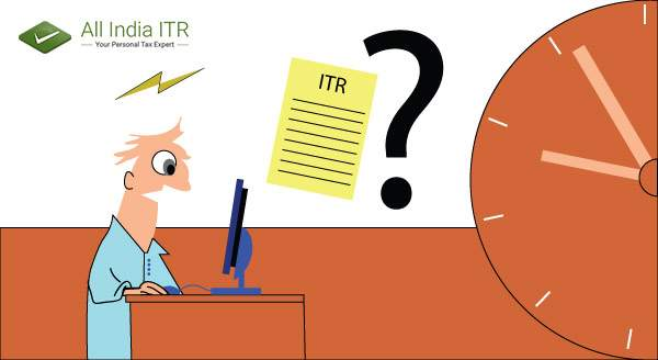 miss the deadline for filing ITR