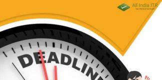 Missed the deadline for filing ITR