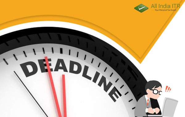 Missed the deadline for filing ITR