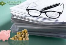 save taxes on ITR filing