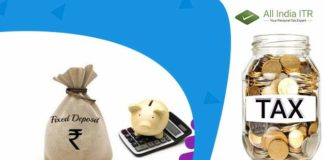 save taxes through fixed deposits