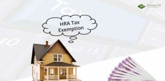 Section 80GG to Avail HRA Tax Exemption on Paid House Rent