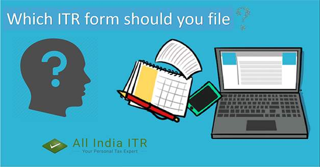fill ITR-1 Form Easily