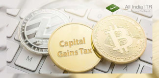 Bitcoins and Capital Gains Tax in India - 2018