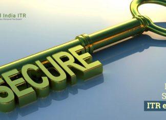 Keys to Secured ITR e-Filing