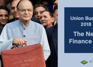 Union Budget 2018: The New Finance Act
