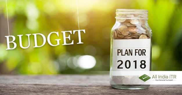 union budget 2018 tax