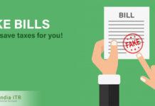 Fake Bills