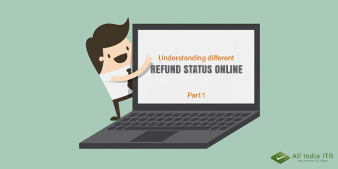 Refund status
