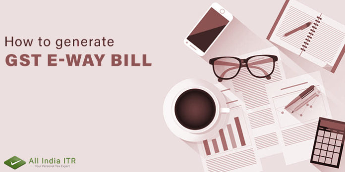 GST eway bill