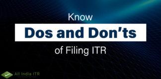 ITR File