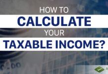 Calculate Your Taxable Income