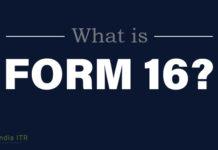 form 16