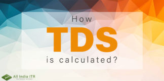 TDS calculated