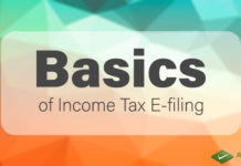 efiling income Tax