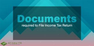 income tax return