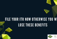 File your ITR now otherwise you will lose these benefits