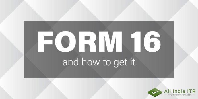 Form 16 n
