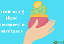 Avoid using these measures to save taxes