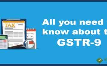 all you need to know about the GSTR-9