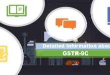 Detailed Information about GSTR-9C