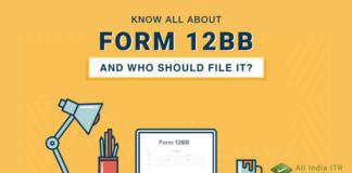 Form 12BB