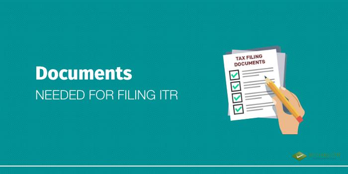 Document needed for filing ITR quora image - All India ITR